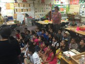 Future bilingual kindergarteners