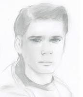 Ponyboy's Murder Scetch