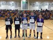Marquette Tournament - 1st Team All-Tournament
