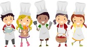 Kids in the Kitchen with Student Chef Samantha McCall