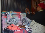 Weavers at work stellenbosch