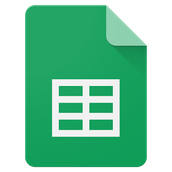 Google Sheets Works Too!