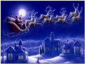 Come to Santa's Reindeer food truck!