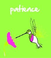 Character Virtue for April- Patience