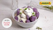 Gnocchis de Patata Violette