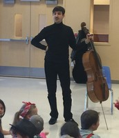 MR. OLIVER FROM THE PLANO SYMPHONY.