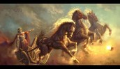 Four-Horse Chariot