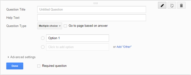 google forms how to make answer a number