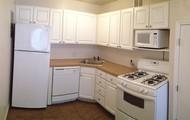 Panoramic Kitchen Photo