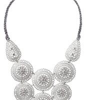 Medina Bib Necklace (SOLD)