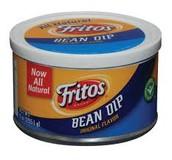 Bean Dip/Frijoles