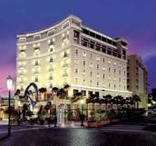 El hotel de Sheraton
