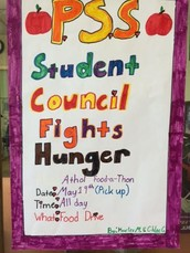 Pleasant Street School Combats Hunger