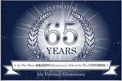 Save the Date for our 65th Anniversary Carnival