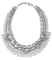 Silver Sutton Necklace (can be worn 6 ways)