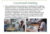 Vocational Cross-Training