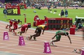 What is 200 Meter Dash?