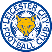 Leicester City: 1st, 57 points