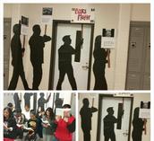 Black History Door Contest