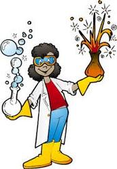 Mad Scientist -3rd 9 Weeks Behavior Incentive