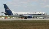 Avion de Honduras