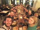 LC Meeting + Dinner