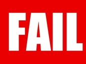 Learn how to successfully fail