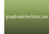 GroupBreakChecklists.com