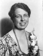 Different from typical- Eleanor Roosevelt
