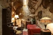 AL Capone's state prison cell