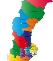 cities  in Sweden