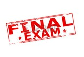 Final Exam = 25%