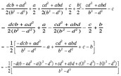 Formulas Created by Brahmagupta