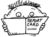 Friday, January 15th- Report Cards Go Home!