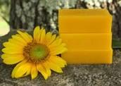 Sunflower Soap