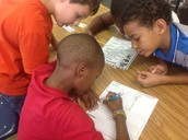 Collaboration in science; Writing in science