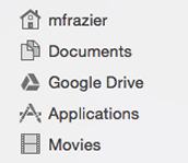 Backing up Your Laptop with Google Drive