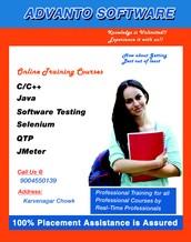 Software Testing Courses - Advanto Software