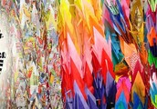 1000 cranes of ope project
