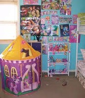 My Room in 2nd Grade