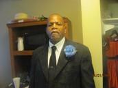 grandpa (he looking sharp)