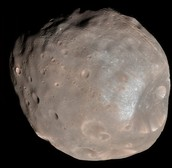 The other moon for Mars (Phobos)
