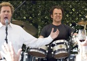 Will Ferrell stars as Brennan Huff alongside John C. Reilly as Dale Doback in Step Brothers(2008)