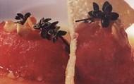 Romesco en Capsula de Tomate