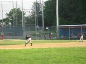 Me gusta jugar al beisbol