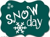 School Closings and Delays-Tis' the Season!