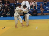 Juniors Judo