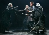 Witches Calling Upon Macbeth