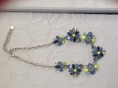 Elodie necklace-sliver