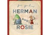 herman worked in an office building and rosie worked in a fine restuarant.